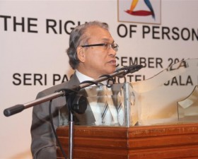 Seminar on the Rights of Persons with Disabilities