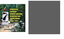 Ringkasan Laporan Inkuiri Nasional Mengenai Hak Tanah Orang Asli/Asal