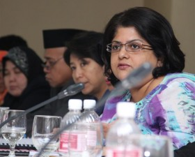 National Inquiry Training Session For Media