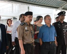 Visit to Machang Rehabilitation Center